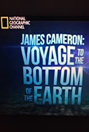 James Cameron: Voyage to the Bottom of the Earth Poster