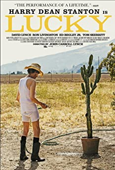 'Lucky' follows the spiritual journey of a 90-year-old atheist and the quirky characters that inhabit his off the map desert town. Having out lived and out smoked all of his contemporaries, the fiercely independent Lucky finds himself at the precipice of life, thrust into a journey of self exploration, leading towards that which is so often unattainable: enlightenment.