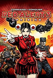 Command & Conquer: Red Alert 3 - Uprising (2009) Poster - Movie Forum, Cast, Reviews