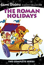 The Roman Holidays Poster