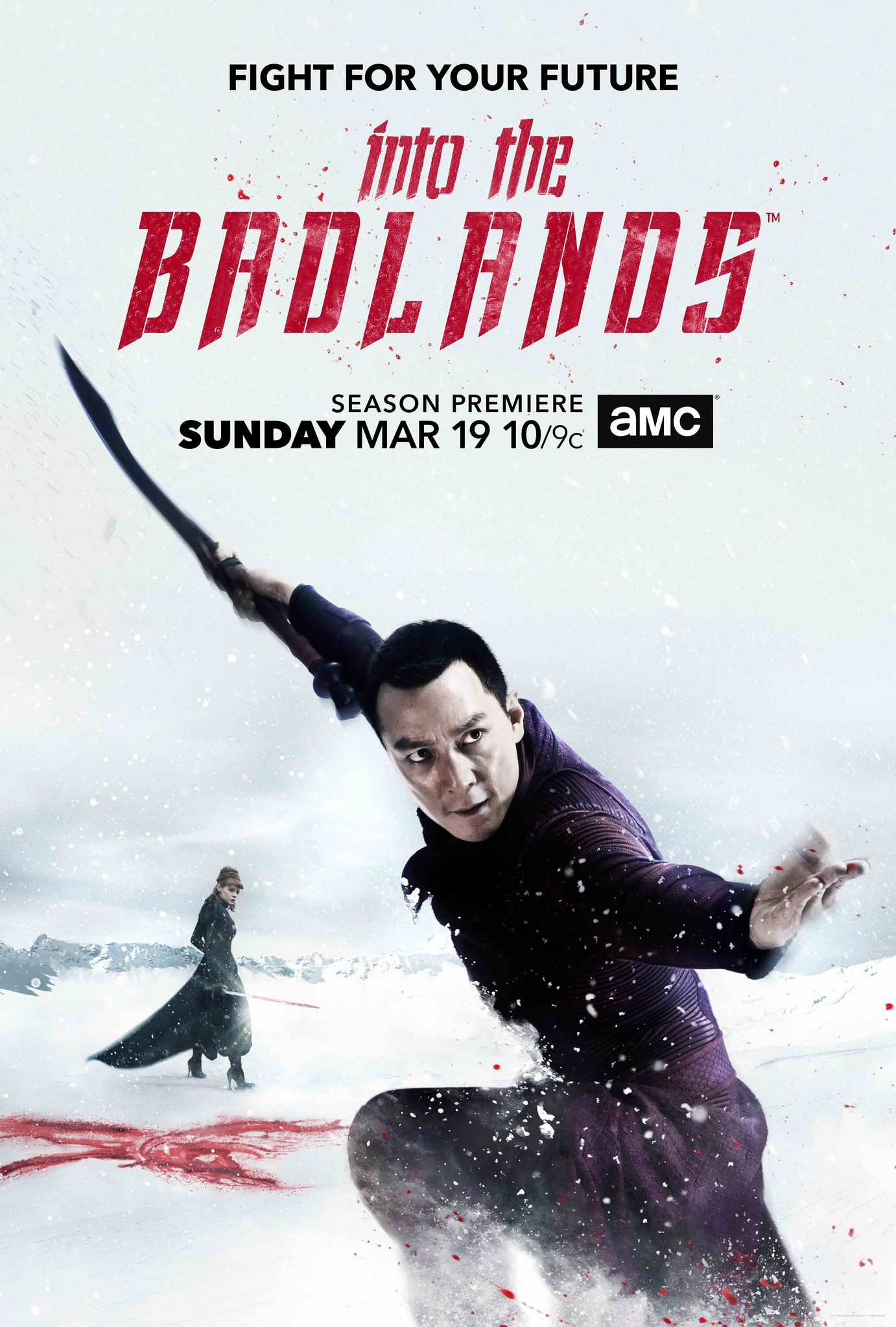 Into the Badlands S02 EP05 Hindi Dubbed
