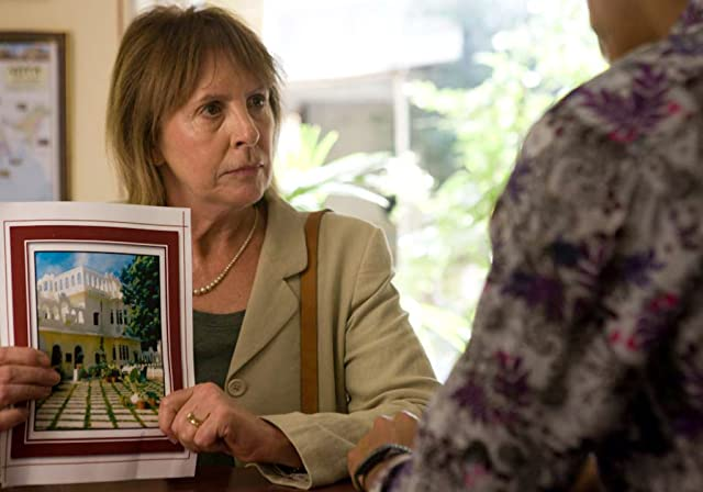 Penelope Wilton in The Best Exotic Marigold Hotel (2011)