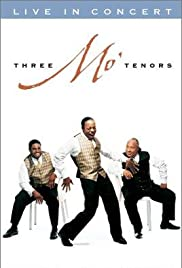 Three Mo' Tenors in Concert Poster