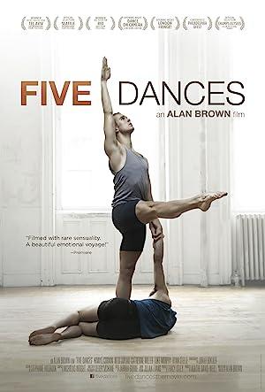 Five Dances poster