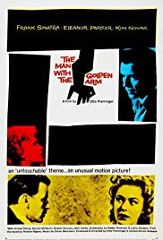 The Man with the Golden Arm (1955) Poster - Movie Forum, Cast, Reviews