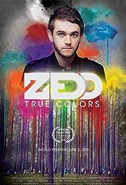 Zedd True Colors Poster