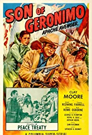 Son of Geronimo: Apache Avenger Poster