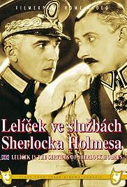 Lelícek ve sluzbách Sherlocka Holmesa(1932) Poster - Movie Forum, Cast, Reviews