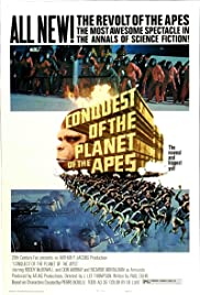 Conquest of the Planet of the Apes (1972) Poster - Movie Forum, Cast, Reviews