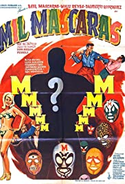 Mil máscaras Poster