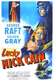 Lucky Nick Cain Poster