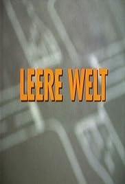 Leere Welt Poster