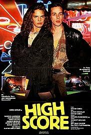 High Score Poster