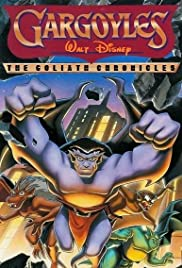 Gargoyles: The Goliath Chronicles Poster - TV Show Forum, Cast, Reviews