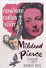 Mildred Pierce (1945) Poster - Movie Forum, Cast, Reviews