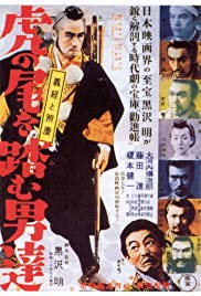 The Men Who Tread on the Tiger's Tail (1945) Poster - Movie Forum, Cast, Reviews