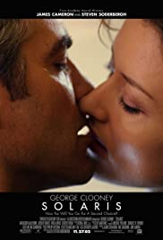George Clooney in space going slightly nuts and popping his missus into the airlock is a bit messed up.