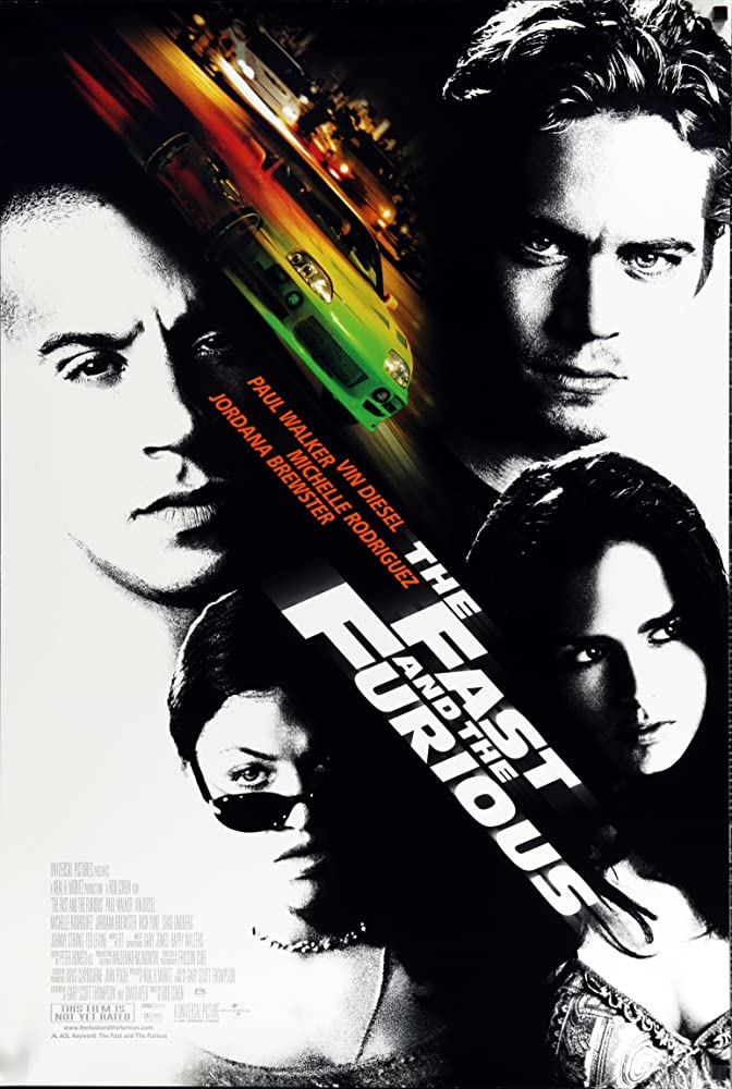 The Fast and the Furious (2001) Tagalog Dubbed