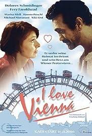 I Love Vienna Poster