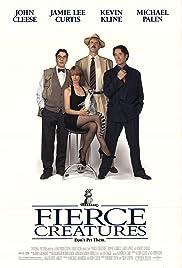 Fierce Creatures(1997) Poster - Movie Forum, Cast, Reviews