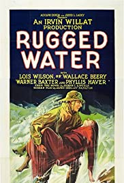 Rugged Water Poster