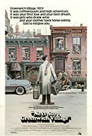 Next Stop, Greenwich Village (1976) Poster - Movie Forum, Cast, Reviews
