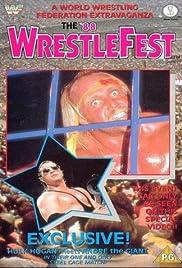 WWF: Wrestlefest 88 Poster