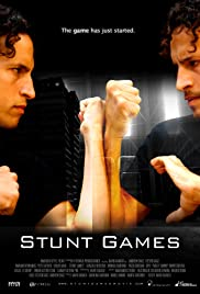 Stunt Games Poster