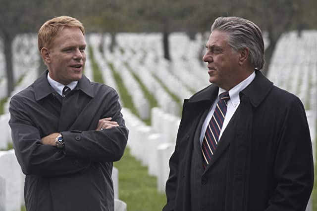 Bruce McGill and Kristoffer Ryan Winters in Fair Game (2010)