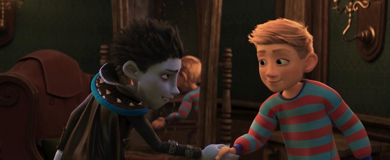 Mažasis vampyras / The Little Vampire 3D (2017)