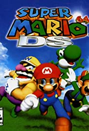 Super Mario 64 DS (2004) Poster - Movie Forum, Cast, Reviews