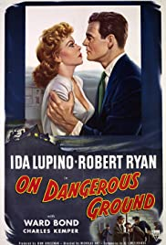 On Dangerous Ground (1951) Poster - Movie Forum, Cast, Reviews
