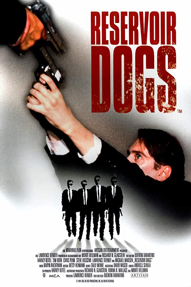 Reservoir Dogs 1992 Dual Audio Hindi English 720p BRRip full movie watch online freee download at movies365.org