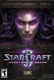 StarCraft II: Heart of the Swarm (2013) Poster - Movie Forum, Cast, Reviews