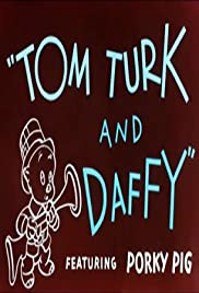 Tom Turk and Daffy Poster