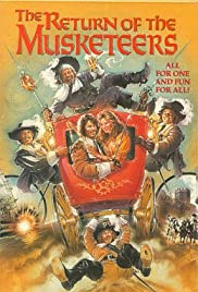 The Return of the Musketeers (1989) Poster - Movie Forum, Cast, Reviews