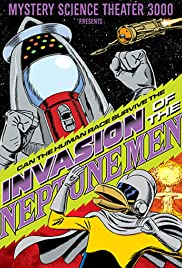 Invasion of the Neptune Men Poster
