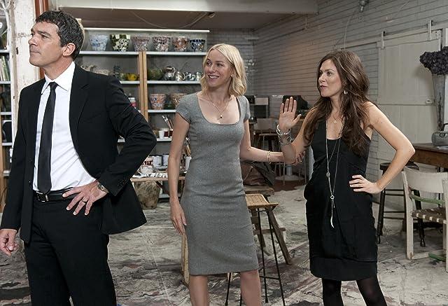 Antonio Banderas and Naomi Watts in You Will Meet a Tall Dark Stranger (2010)