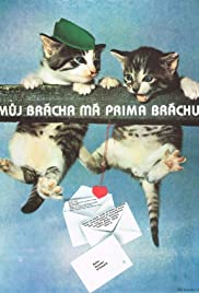 Muj brácha má prima bráchu(1975) Poster - Movie Forum, Cast, Reviews