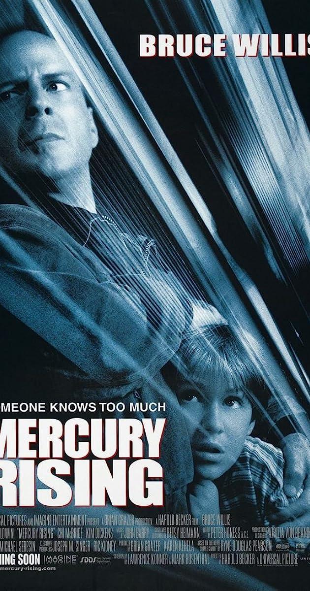 Merkurijaus kodas / Mercury Rising (1998) parsisiusti atsisiusti filma nemokamai