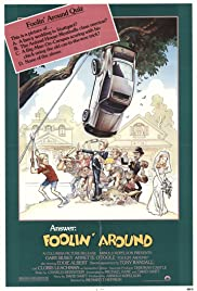 Foolin' Around Poster