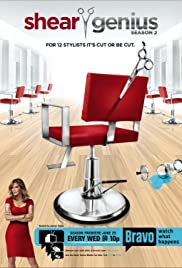 Shear Genius Poster - TV Show Forum, Cast, Reviews