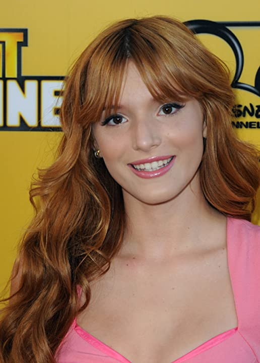 Bella Thorne at an event for Let It Shine (2012)