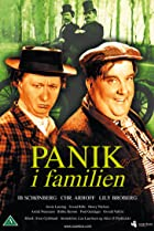 Image of Panik i familien