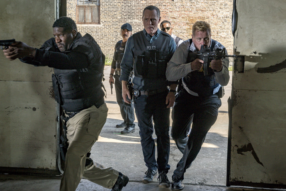 Chicago P.D.: The Thing About Heroes   Season 5   Episode 2