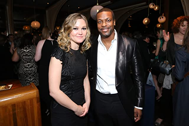 Chris Tucker and Julia Stiles at an event for Silver Linings Playbook (2012)