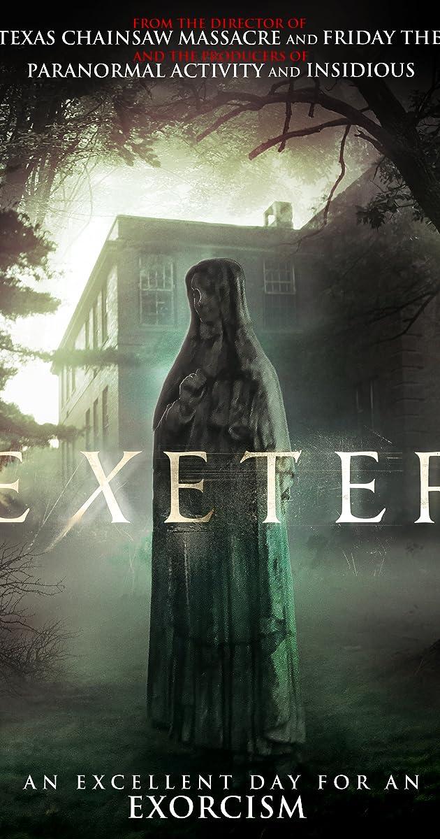 Apsėstieji / Exeter / Backmask / The Asylum (2015) Online
