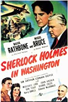 Image of Sherlock Holmes in Washington