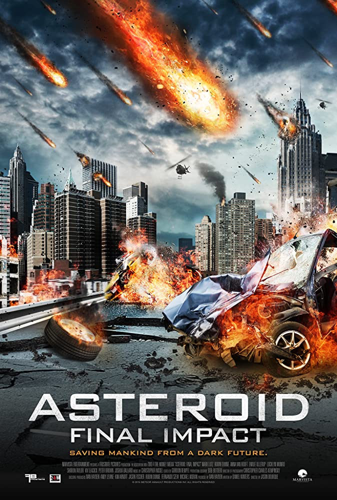 Asteroide: Impacto final