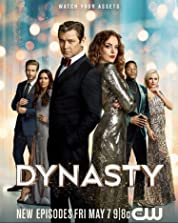 Dynasty - Season 4 poster